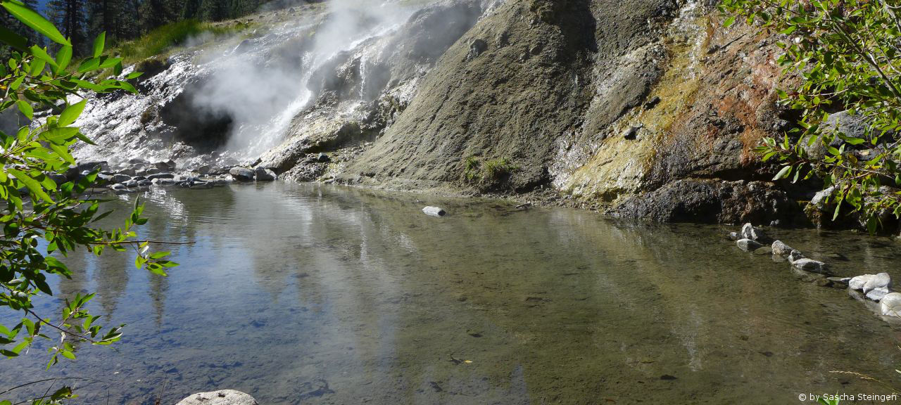 Jerry Johnson Hot Springs